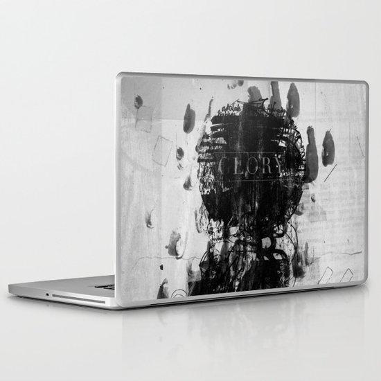 Ride The Glory  Laptop & iPad Skin