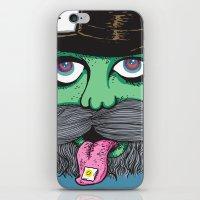 Eco Psyco iPhone & iPod Skin