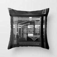 Preservation Throw Pillow
