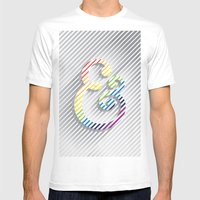 As long as you create! Mens Fitted Tee White SMALL