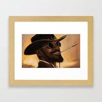 Django - Our Newest Trol… Framed Art Print