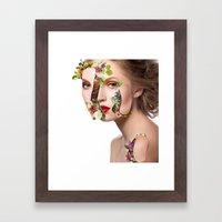 Me As I Am  Framed Art Print