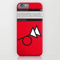 No023 MY The Crying of Lot 49 Book Icon poster iPhone 6 Slim Case