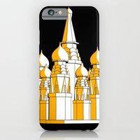 iPhone & iPod Case featuring (Saint Basil's) Cathedral by subpatch