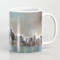 Chicago At Noon Mug