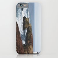 iPhone & iPod Case featuring Yaquina Head Lighthouse by Gilganizer