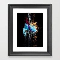 Creation - Part 2 Framed Art Print