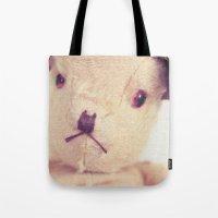 B For Bear Tote Bag