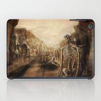 You See Bones iPad Case