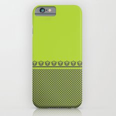 Chartreuse Spring iPhone 6s Slim Case