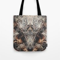 Fantasy Forest Floor  Tote Bag