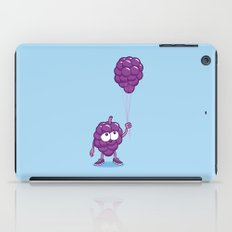 Grapes With Balloons iPad Case