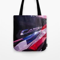 Toyota Camry Brand Logo Tote Bag