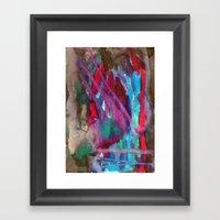 110 6  Framed Art Print