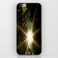 Shine Through iPhone & iPod Skin