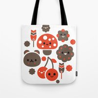 Kawaii Master Tote Bag