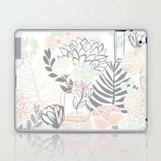Cucumber Peaches and Cream Mason Jar wedding Laptop & iPad Skin