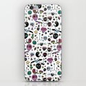 Day of the dead No.2 iPhone & iPod Skin