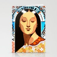 Santa Pagana Stationery Cards