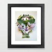 Botanical 4 Framed Art Print