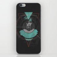 The Mark iPhone & iPod Skin