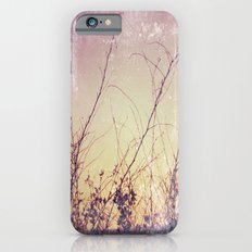 sea plants (purple) Slim Case iPhone 6s
