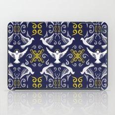 Doves Patterns iPad Case