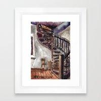 The Church Of Sorrow: Br… Framed Art Print