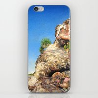 the pursuit iPhone & iPod Skin