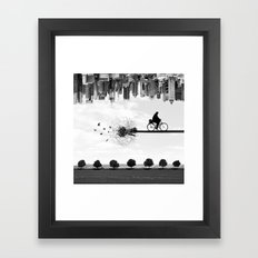 Dream Ride Framed Art Print