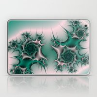Spiral Cactus Laptop & iPad Skin