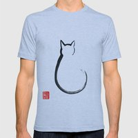 Cat 2015 2.0 Mens Fitted Tee Athletic Blue SMALL