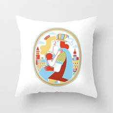 Venice for Lovers Throw Pillow