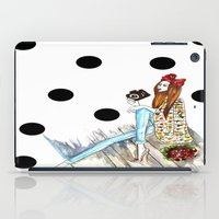 Dots & Bow iPad Case
