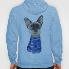 Siamese Cat Hoody
