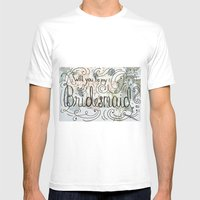 Will You Be My Bridesmai… Mens Fitted Tee White SMALL