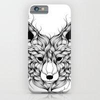 iPhone & iPod Case featuring Fox by Lera Razvodova