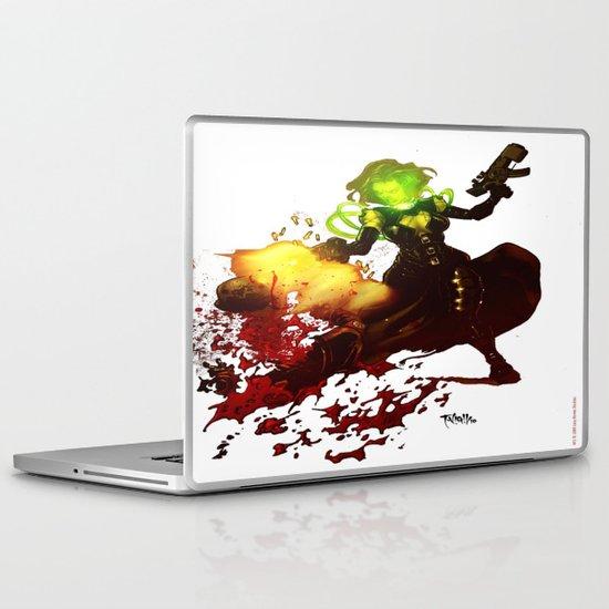 Anne Frankenstein AF2 Laptop & iPad Skin