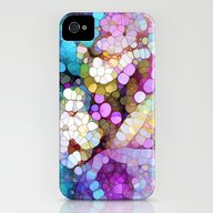 iPhone & iPod Case featuring Happy Colors by Joke Vermeer