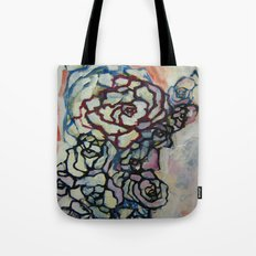 Rose 4424 Tote Bag