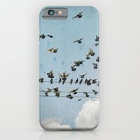 iPhone & iPod Case featuring Fly by Tricia McKellar