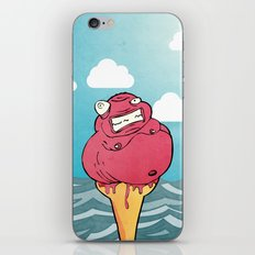 Summer Cream iPhone & iPod Skin
