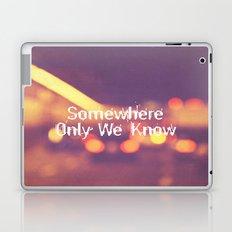 Somewhere II Laptop & iPad Skin