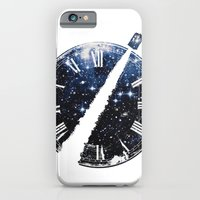 iPhone & iPod Case featuring Journey through space and time by Leo Canham