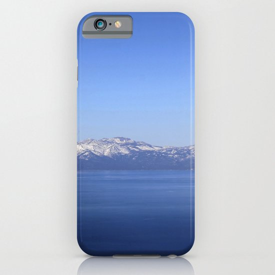 Mt Rose and Slide Mt iPhone & iPod Case