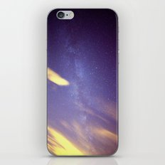 Cloudy with a Chance of Milky Way iPhone & iPod Skin