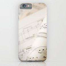 Music iPhone 6s Slim Case