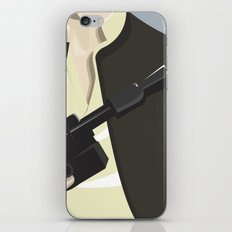Han Solo - Starwars iPhone & iPod Skin