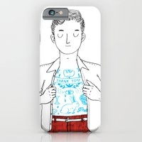 Thank You Tattoo iPhone 6 Slim Case