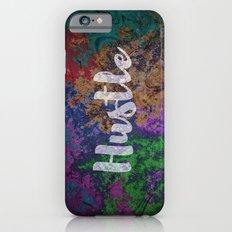 Hustle. Slim Case iPhone 6s